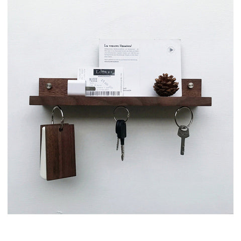 Your keys are here, Shelf