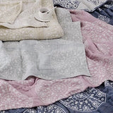 Beautiful muslin covers