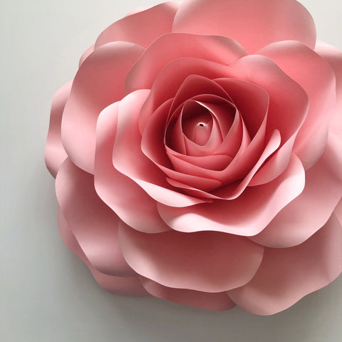 "Large Rose - 22""/24"" - Ann Neville Design"