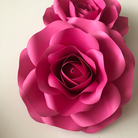 "Neville's Medium Rose (10"") - Ann Neville Design"