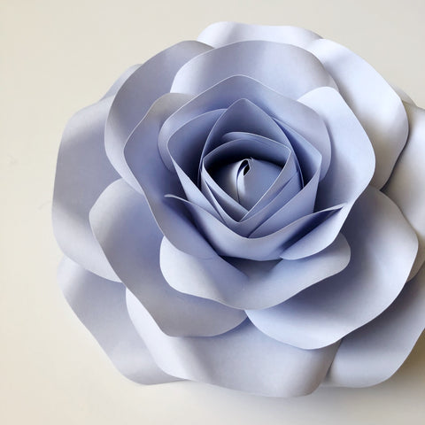 "Neville's Small rose (8"") - Ann Neville Design"
