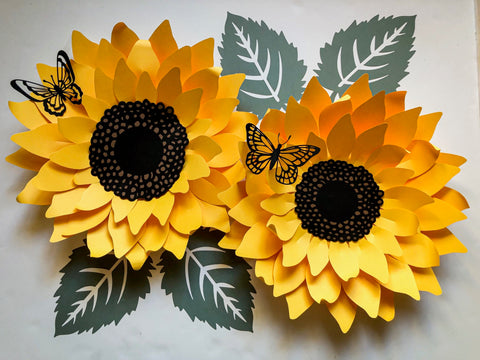 Sunflower - Ann Neville Design