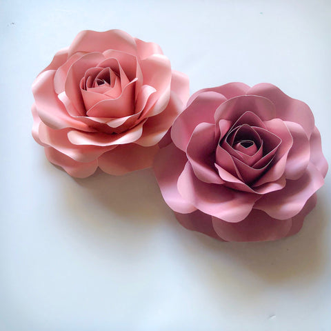 Ann's Extra Small Rose - Ann Neville Design