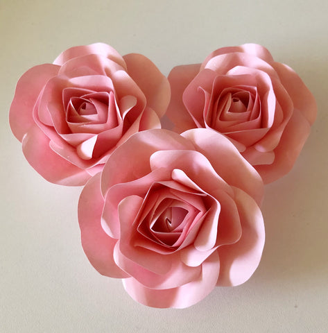 "Mini Rose (2.8"") - Ann Neville Design"
