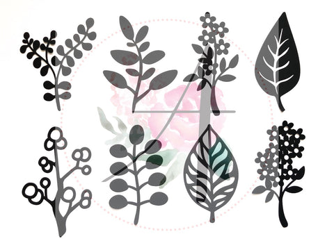 SVG, Set 4 - Ann Neville Design