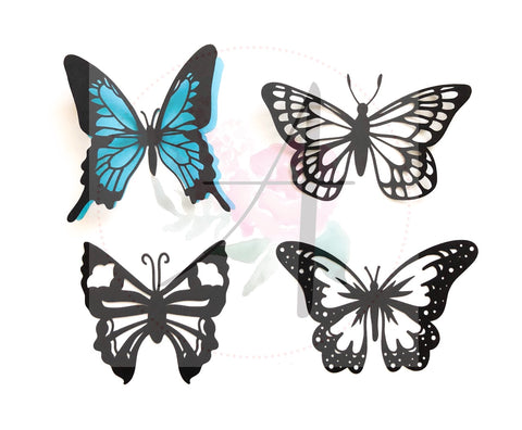 Butterfly Set 2 - Ann Neville Design