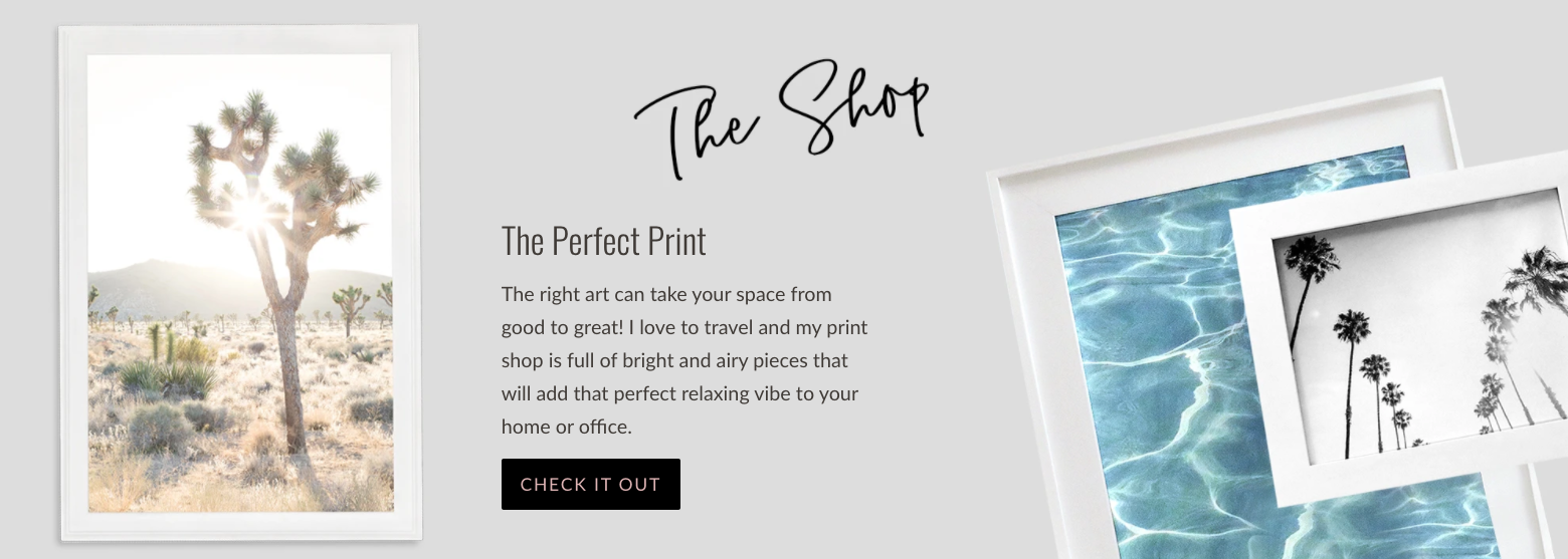 Pixels and Pigment Print Shop