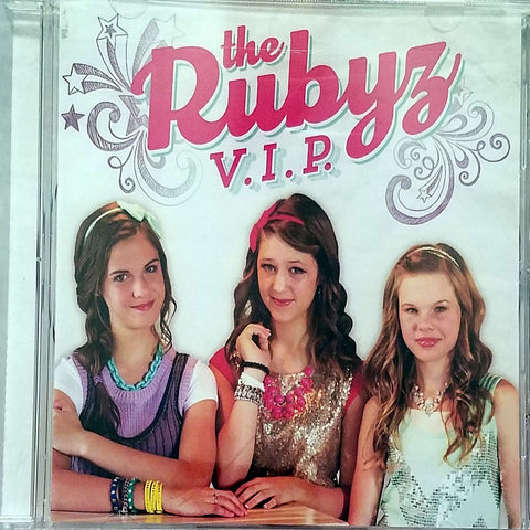 The Rubyz 'V.I.P.' CD
