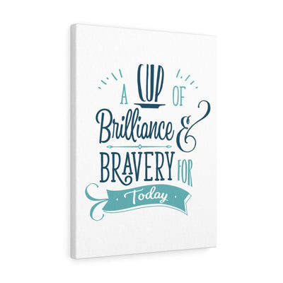"BRAVE Collection ""Cup Of Brilliance"" Canvas Gallery Wraps"