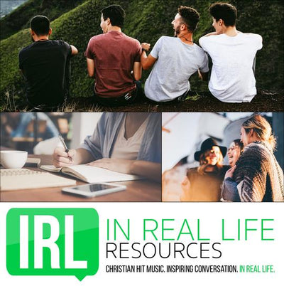 IRL Resources Music-Based Devotional Bible Study Series - Youth Group & Small Group