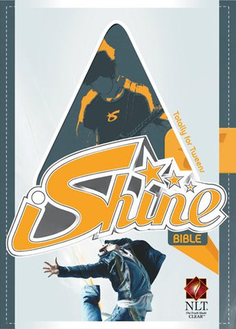 Boys iShine Interactive Bible (NLT version)