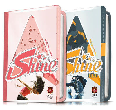 iShine Boys Bible Interactive Youth Teen Ministry Church (NLT version)