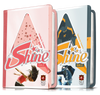 'iShine Girls Bible' Interactive Youth Teen Ministry Church (NLT version)