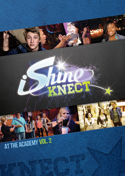 'iShine Knect: At the Academy Vol 2 DVD' Teen Youth Ministry TV Show Jamie Grace