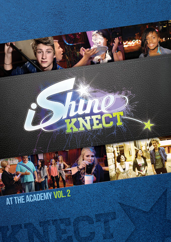 iShine Knect TV-Series 'At the Academy' Vol. 2 DVD