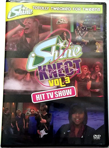 iShine Knect TV-Series 'At the Academy' Vol. 3 DVD