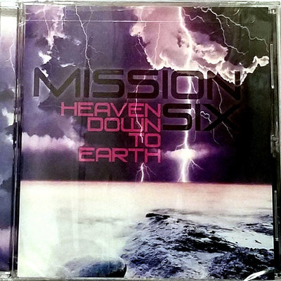 Mission Six 'Heaven Down To Earth' CD