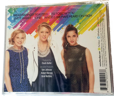 The Rubyz I'll Follow You CD Teen Pop Youth Ministry iShine Knect Christian Music