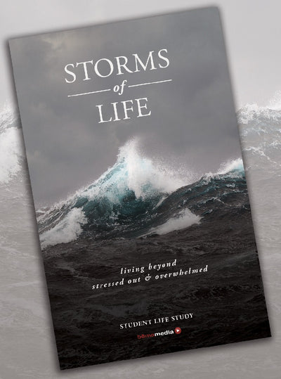Storms Of Life Teen Student Young Adult Bible Study Curriculum