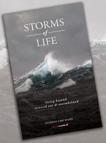 Storms Of Life Curriculum - Teen or Young Adult Bible Study