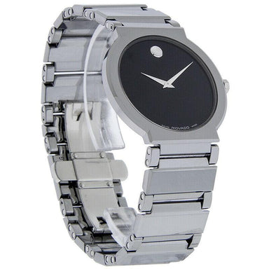 Movado Valor Quartz Tungsten Carbide Watch 0604409