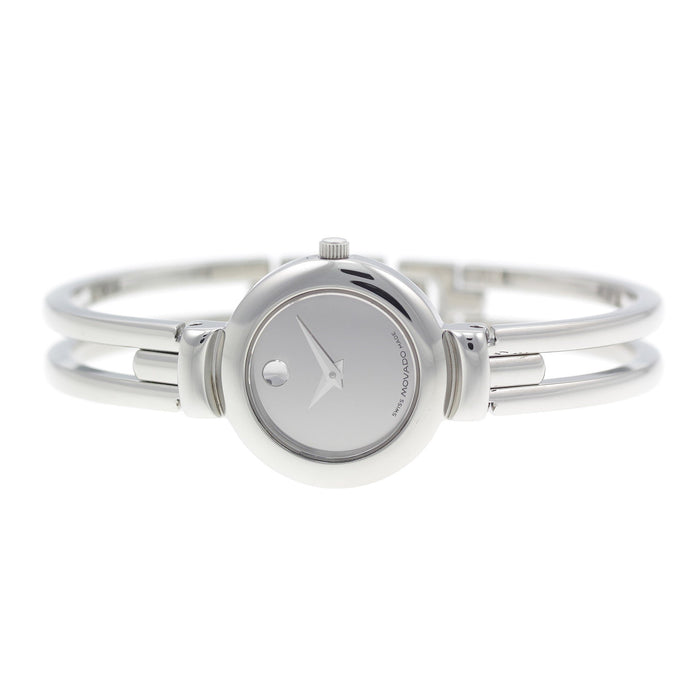 Movado Casual Quartz Stainless Steel Watch 0604471