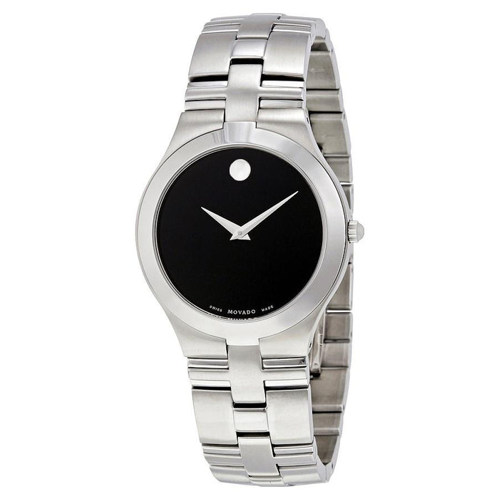 Movado Juro Quartz Stainless Steel Watch 0605023