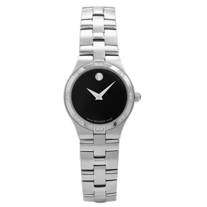 Movado Juro Quartz Stainless Steel Watch 0605032