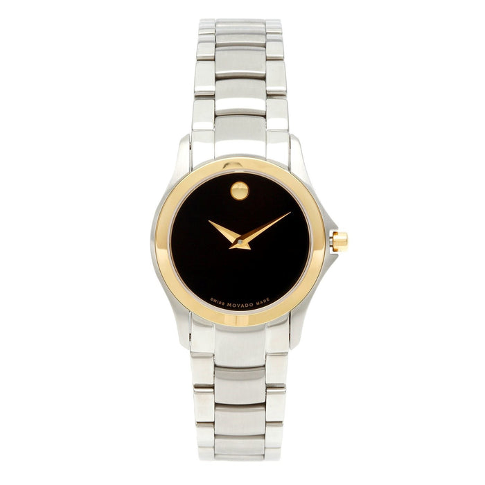 Movado Casual Quartz Stainless Steel Watch 0605872
