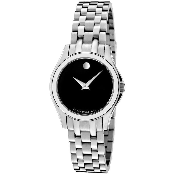 Movado Corporate Exclusive Quartz Stainless Steel Watch 0605974
