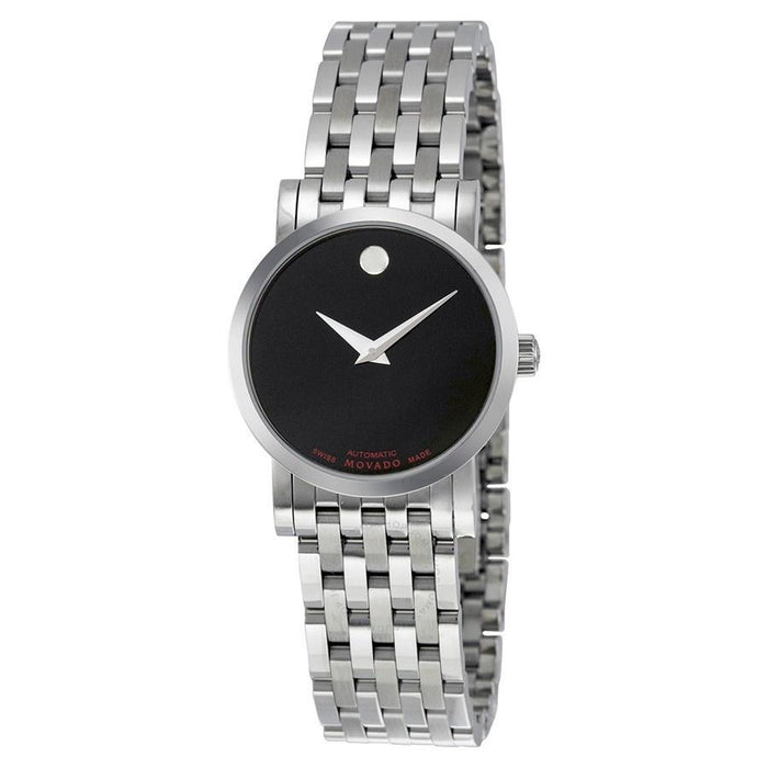 Movado Museum Automatic Automatic Stainless Steel Watch 0606107
