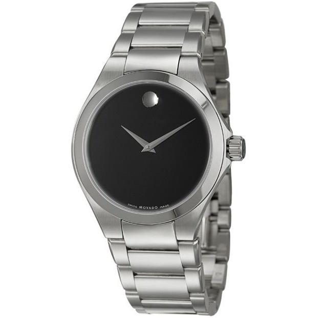 Movado Defio Quartz Stainless Steel Watch 0606333