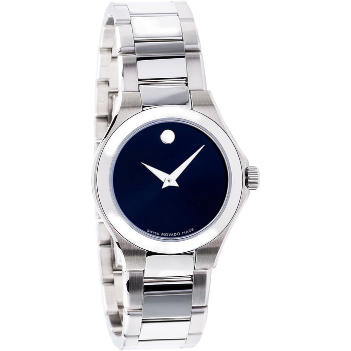 Movado Defio Quartz Stainless Steel Watch 0606336