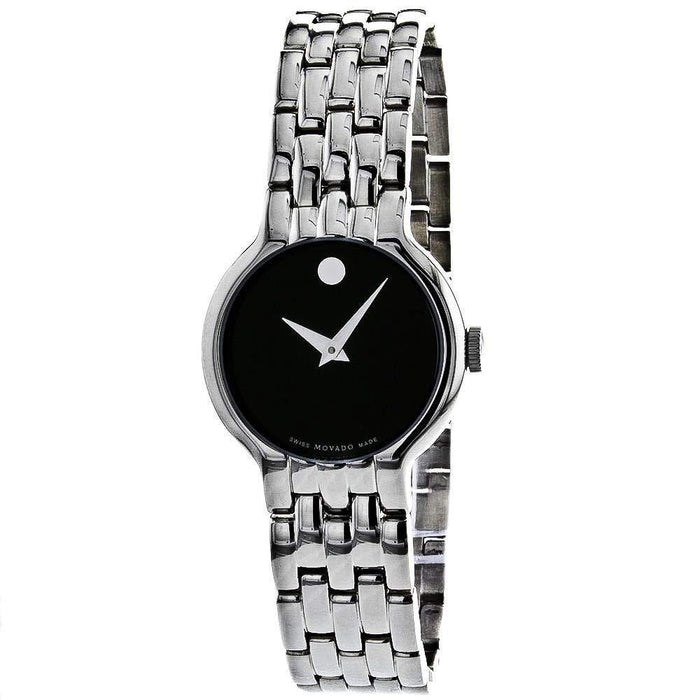 Movado Classic Quartz Stainless Steel Watch 0606338