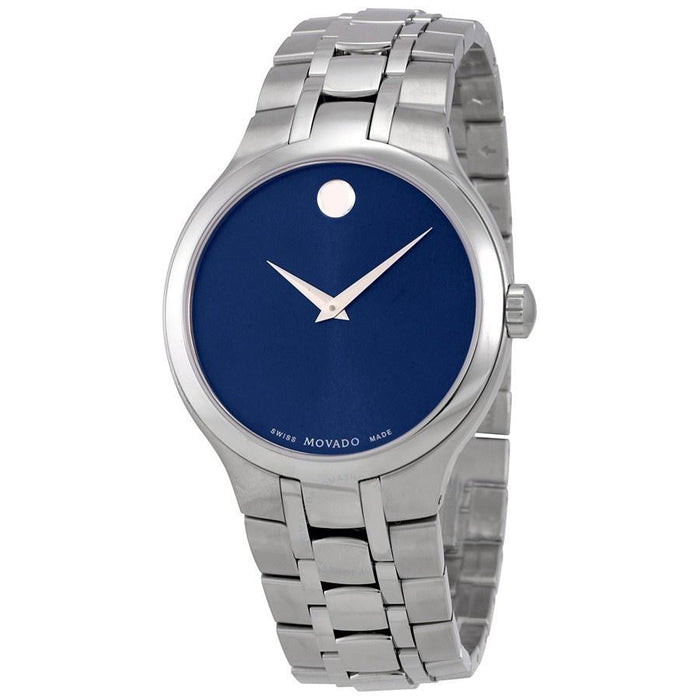 Movado Museum Quartz Stainless Steel Watch 0606369