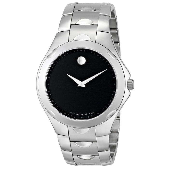 Movado Luno Sport Quartz Stainless Steel Watch 0606378
