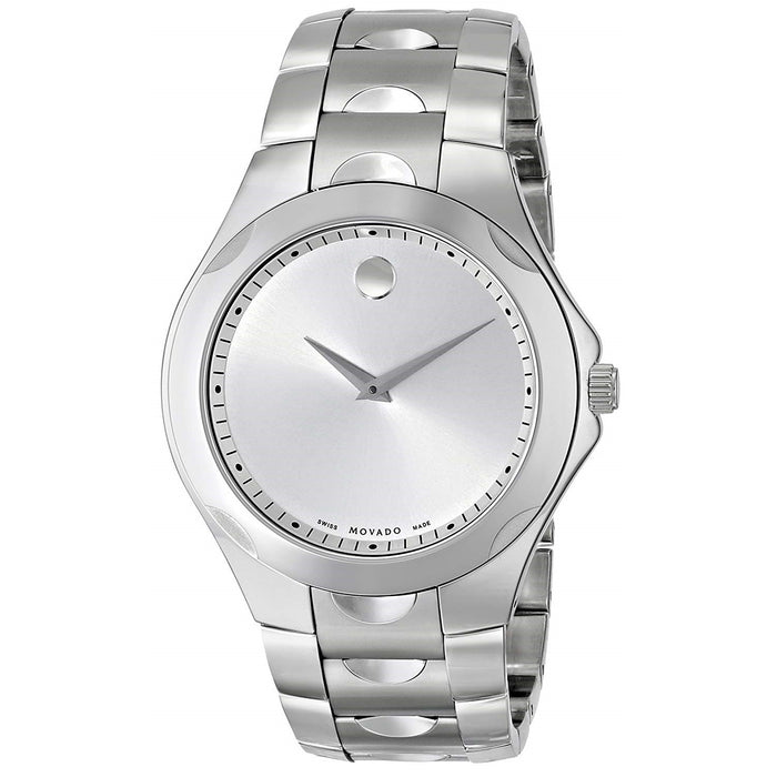 Movado Luno Sport Quartz Stainless Steel Watch 0606379