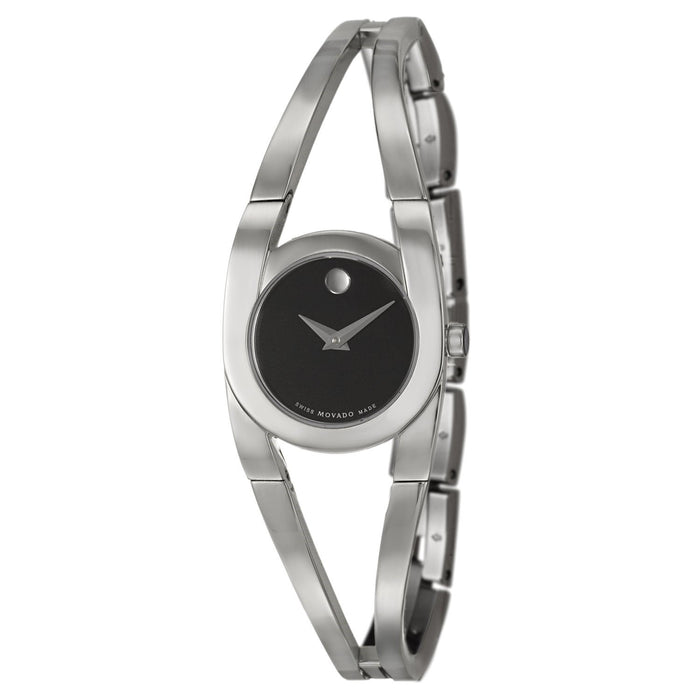 Movado Amorosa Quartz Stainless Steel Watch 0606394