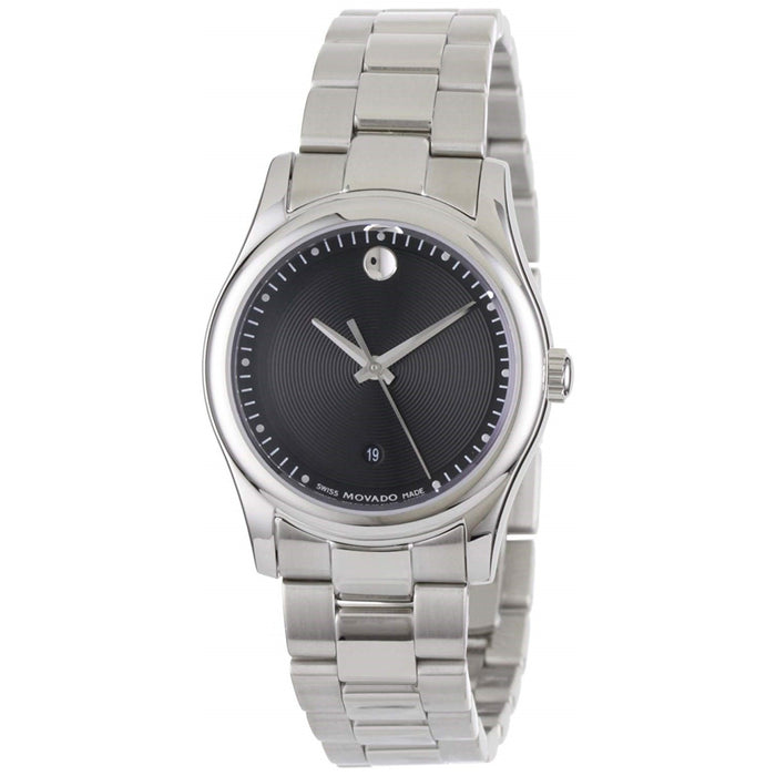 Movado Sportivo Quartz Stainless Steel Watch 0606482
