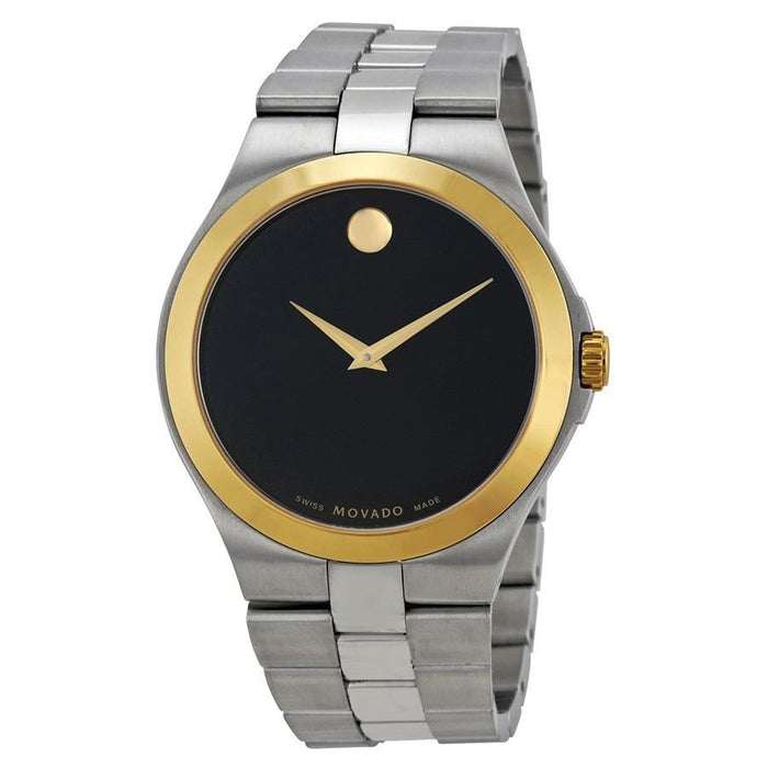 Movado  Quartz Stainless Steel Watch 0606557