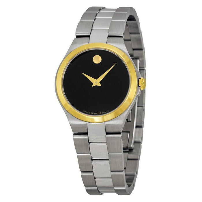 Movado Museum Quartz Stainless Steel Watch 0606560