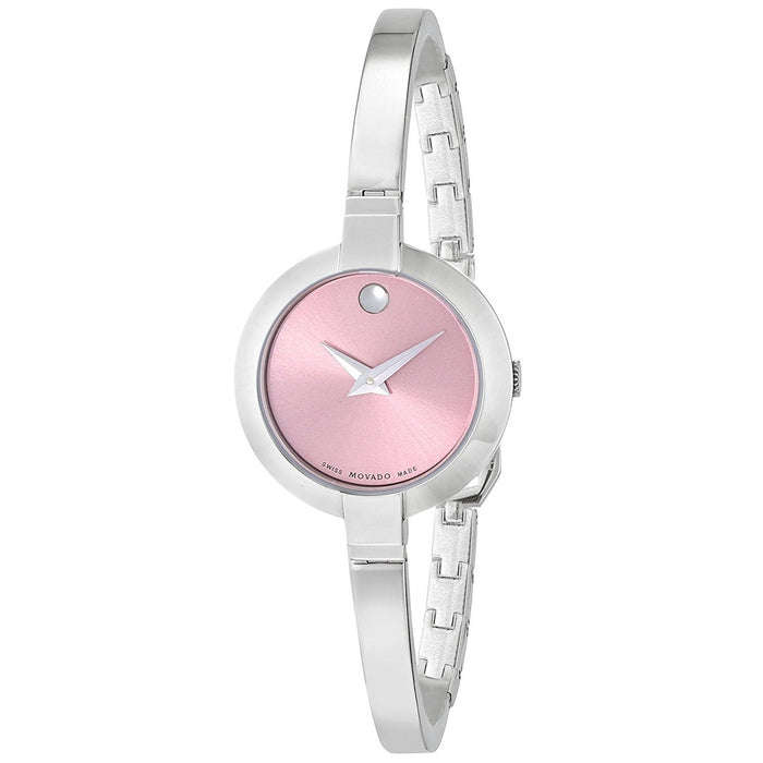 Movado Bela Quartz Stainless Steel Watch 0606596
