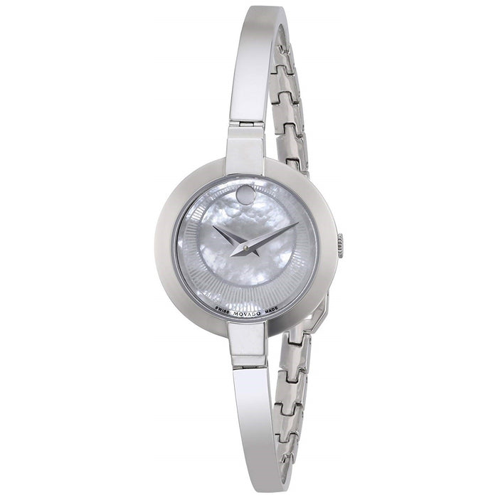 Movado Bela Quartz Stainless Steel Watch 0606616