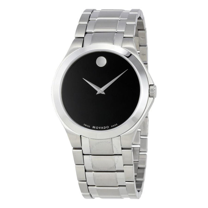 Movado Museum Quartz Stainless Steel Watch 0606781