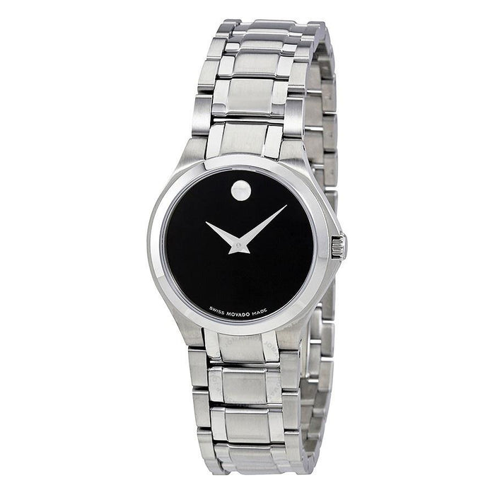 Movado Collection Quartz Stainless Steel Watch 0606784