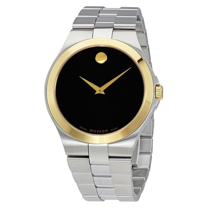 Movado  Quartz Stainless Steel Watch 0606909