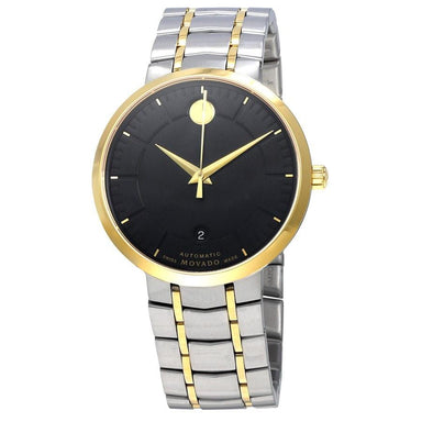 Movado 1881 Automatic Automatic Two-Tone Stainless Steel Watch 0606916