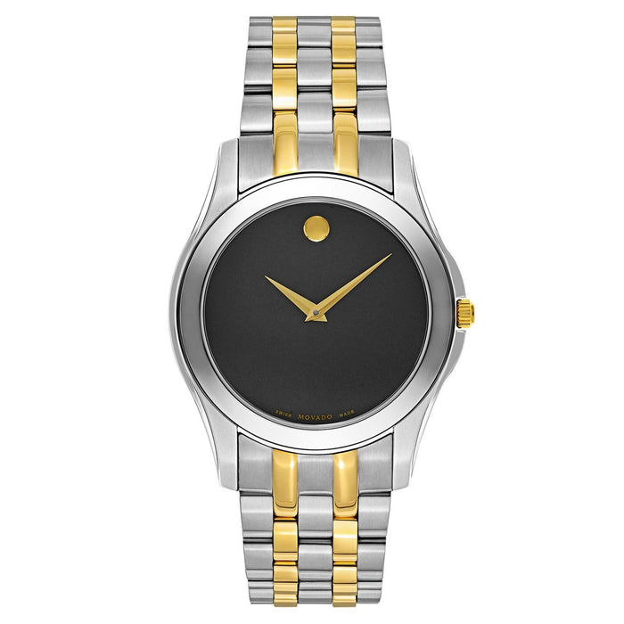 Movado Movado Collection Quartz Two-Tone Stainless Steel Watch 0606956
