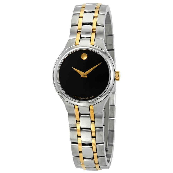 Movado Classic Quartz Two-Tone Stainless Steel Watch 0606959