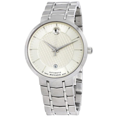 Movado 1881 Automatic Automatic Stainless Steel Watch 0607039